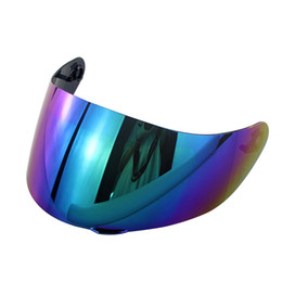 ls2 motorbike helmets Coupons - Full Face Motorcycle Motorbike Helmet Lens Visor for LS2 FF352 FF351 FF369 FF384 Good toughness Motorcycle Helmet Lens