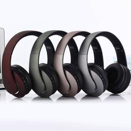 Fones de ouvido de cabeça on-line-Kd23 bluetooth fone de ouvido sem fio fones de ouvido headband tf cartão rádio bestas suporte confortável gaming headset fone de ouvido estéreo de alta fidelidade para android universa
