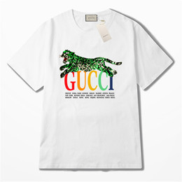 Nueva moda mujer hombre camiseta casual ropa de impresión de verano Ropa de niños tops de manga corta Chicos y chicas camisetas A3920 desde fabricantes