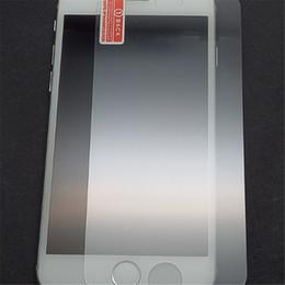 Argentina Protector de pantalla de teléfono celular de vidrio templado de cubierta completa 2.5D para iPhone 6/7/8 Protector de pantalla práctico para iPod 7 M019 supplier tempered glass protector for cell phones Suministro