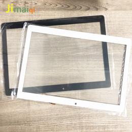 Sensores de capacitancia online-Nuevo para 10.1 '' pulgadas DP101539-F1 Tablet Pantalla táctil de capacitancia externa MID Digitalizador Panel Sensor de reemplazo Multitáctil