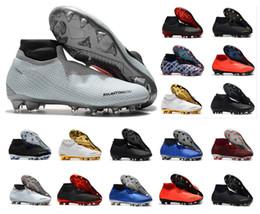 Hot Phantom VSN Vision Elite DF FG AG Juego Over Shadow Hombres Botines de fútbol de tobillo alto Zapatos de fútbol Tamaño US6.5-11 desde fabricantes