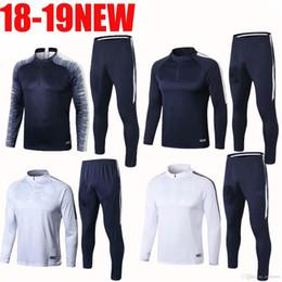 d710e07697b france football jersey 2019 - 2018 19 Two stars france survetement jacket  Training suit soccer Jersey