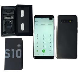 billige kamera karte Rabatt Goophone 10 plus 6.0 HD Goophone 10+ Goophone 10 plus WCDMA 3G Quad-Core-Ram 1GB ROM 8GB Android 9.0 Kamera 8.0MP Face ID anzeigen 8GB 512GB