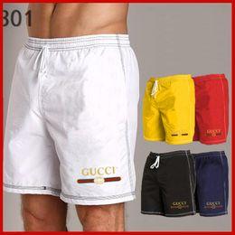 2019 maillot de bain super body 2019 Hommes Chaud Marque Cool Une Variété De Couleur De Haute Qualité Brodé Trademark Hommes Shorts De Sport Pantalon De Plage Maillots De Bain