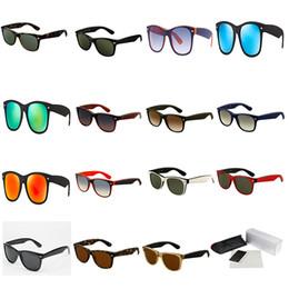 Occhiali occhiali online-Occhiali da sole con rivestimento in plastica Occhiali da sole riflettenti di moda per donna Occhiali da vista di marca casual Occhiali da vista di marca 2132
