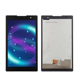 asus telas lcd Desconto Para Asus ZenPad C 7.0 P1Y Z170 Z170CG Painel de Display LCD Combo Tela de Toque Sensor de Vidro Peças de Reposição
