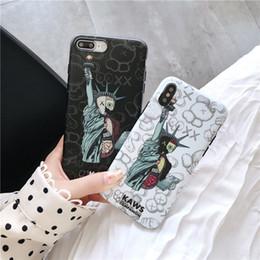 защитный футляр Скидка Dragon Ball Cartoon Pattern Case для Iphone XS MAX Case защитная оболочка бампера для Iphone X XS XS MAX Case тонкий ультратонкий анти-drop Shell
