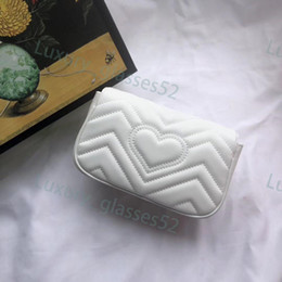 Bolsas de luxo de alta qualidade Designer de Bolsas de pele Original de pele de Carneiro macio Couro Genuíno das mulheres Bolsas de Ombro Vem Com BOX hobo bag 476433 de Fornecedores de couro hobo handbags designer