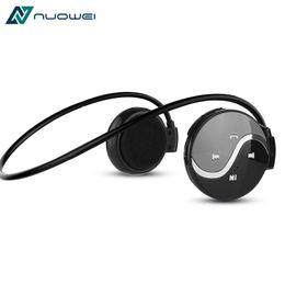 e0e96523e7f New Style Wireless Sports Headset Bluetooth Earphone Stereo 4.1 Bass  Headphones With TF Card