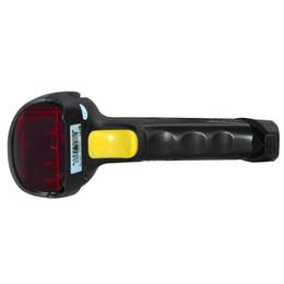 Escáner Usb láser código de barras escáner pistola expreso supermercado unidimensional código escáner pistola láser cable desde fabricantes