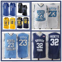2019 uomini di indossare college NCAA 1 Zion Williamson Jersey College 12 Ja Morant 23 MJ Duke Men Basketball Indossa uomini di indossare college economici