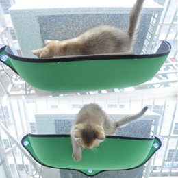 Home & Garden Removable High Bed Ultimate Sunbathing Cat Window Mounted Hammock Lounger Perch Cushion Hanging Shelf Seat Kitty Sill Carrier