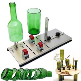 leica camera Desconto Ferramenta cortador garrafa de vidro profissional para garrafas de corte Garrafa cortador de vidro DIY Cut Ferramentas Máquina de cerveja vinho