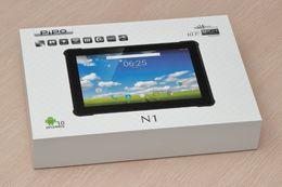 2019 tablette nennt 2gb ram PIPO N1 Telefonanruf-Tablet-PC MTK8735 Quad-Core 10.1 Zoll 1280 * 800 IPS 2GB RAM 32GB Rom Android 7.0 LTE WCDMA GSM WIFi IP54 GPS günstig tablette nennt 2gb ram
