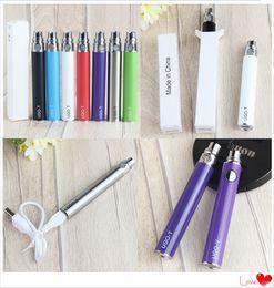 Мини Оптовая UGO V батареи Южная Корея горячие электронные сигареты батареи Evod Micro Usb электронные Ego Passthrough батареи с USB-кабель от Поставщики корейские сигареты
