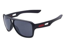Gafas de sol reflectantes uv online-Gafas de sol deportivas UV Hombres Diseñador de la marca Mujeres Gafas de sol Revestimiento reflectante Cuadrados Hombres CALIENTES marca Gafas de Sol 12 colores 10pcs