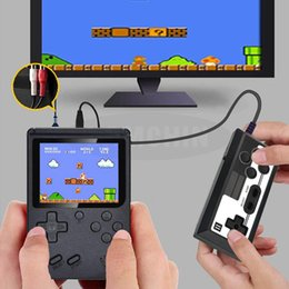 kids arcade games Coupons - 500 IN 1 Retro Video Game Console Handheld Game Portable Pocket Game Console Mini Handheld Player for Kids Gift