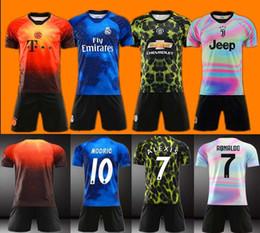 15b4655d1 19 20 juventus Ronaldo Dybala Souvenir Version Soccer Jerseys 2019 Real  Madrid Modric Soccer Shirt man UTD POGBA James Fooball Uniform kids cheap  soccer ...