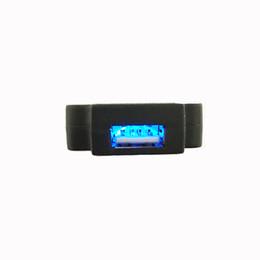 Hardware di illuminazione LED Strip Fitting Two Pins Australia Plug Adapter 100-240V a 5V2A Trasformatore di plastica USB Socket Furniture Part all'ingrosso da strisce di plastica trasparenti fornitori