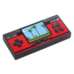 Coolbaby RS-88 Семейная карманная игровая приставка Ретро портативный мини портативный игровой плеер может хранить 348 классических игр 3,0-дюймовый цветной ЖК-дисплей от Поставщики игровые приставки продаются оптом