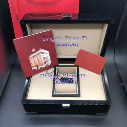 2019 часы pp Роскошные высокое качество PP смотреть оригинальный футляр бумаги карты деревянные подарочные коробки красный мешок Box для PP Nautilus Aquanaut 5711 5712 5990 5980 часы дешево часы pp