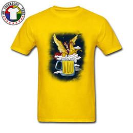 1ab7bc7fd Mens luxury brand designer t shirts Amazing T Shirts Grey Fashion Cheap  Tshirts O-Neck T-Shirts Beer Greatness Awaits Horse Pin Up Tshirts