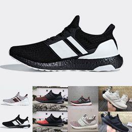 f54b5a232 Cheap Ultra Boosts 4.0 Running Shoes Ultraboost White Burgundy Orca Candy  Cane triple black Camo Runner Mens Sneakers Women Designer Shoe ultra boost  triple ...