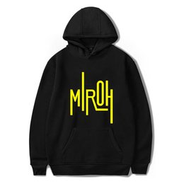 2019 sudaderas cool girl Cool Hoodies Stray Kids Album MIROH Hoodies Sudaderas Loose Spring Boy / Girl Hip Hop Moda Jersey Casual top sudaderas cool girl baratos
