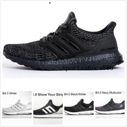 2019 schwarze wildleder gericht schuhe UltraBOOST von Running at DHgate, 2019 Ultra Boosts Shoes Produktgröße 13 Herren Damen Sneakers Wahl Triple White Black Multi Color Trainer