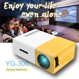 protector home Coupons - Newest YG300 LCD Portable Projector LED Lamp Player Best Home Teater Mini Protector HDML Media Player