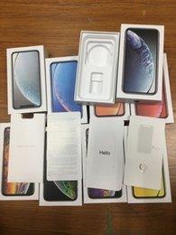 Iphone leere pakete online-OEM-Qualität US / EU-Version Telefon-Verpackungs-Kasten-leere Paket-Kästen für iphone x 8 8plus ohne Zusätze