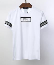 bem-vindo curto Desconto 2019 mais recente estilo T-shirt, impressão casual dos homens moda manga curta T-shirt tamanho m-xxl, livre de frete - bem-vindo a comprar -010