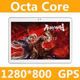 дюйм Скидка Новый Octa Core 10,1-дюймовый планшет MTK8752 Android Tablet 4 ГБ ОЗУ 32 ГБ 64 ГБ ПЗУ Dual SIM Bluetooth GPS Android 7.0 10 ПК