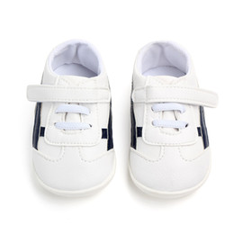 8f2754dd18fb 2019 Beautiful White Children s Princess Shoes for Girls First Walkers  Black Ballet Walking Shoes Soft Sole Baby Boys and Girls Casual Sneak