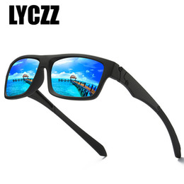 1bcd1a073649 LYCZZ Men's Outdoor Sports Polarized sunglasses High Quality HD Driving  Fishing Protection Glasses UV400 Classic Eyewear oculos