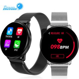 2019 bluetooth fitbit intelligente uhr CF68 Wasserdichte Smart Armband Band Armband Bluetooth Intelligente Uhr Schnellladung Fitbit Tracker Dynamische Herzfrequenz Musiksteuerung TWS günstig bluetooth fitbit intelligente uhr