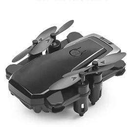 Canada FPV Longue Batterie WIFI Drone Une Clé Retour HD Caméra Selfie Hélicoptère Pliable Mini Photographie Aérienne Mode Sans Tête cheap aerial mini camera Offre