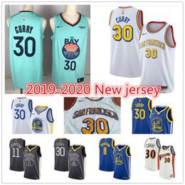 camisetas de guerreros Rebajas Hombres Steph Stephen Curry 30 guerreros jersey oro Estado Vuelta de DAngelo D'Angelo 0 Russell Klay Thompson 11 cosida camisetas de baloncesto