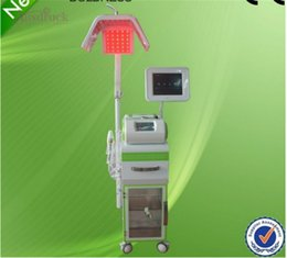 Laser microcorrente on-line-Cabelo do crescimento do cabelo do laser crescer microcorrente alta freqüência analisador de cabelo pente analisador nutriente pulverizador