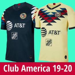 camisetas de club america Rebajas 19 20 camiseta de fútbol de fuera del club america 2019 2020 mx liga club america camiseta de fútbol