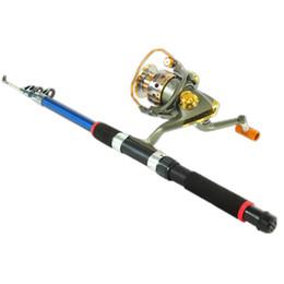 Sougayilang 120cm Carbon Fiber Ice Fishing Rod Mini Pole Portable Shrimp Winter Fishing Rod With Fishing Reel Fishing Tackle