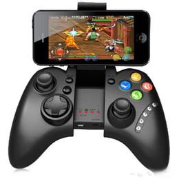 joystick bluetooth ipad Rebajas iPega PG-9021 Gamepad inalámbrico Joystick Controlador Bluetooth para PC iPad iPhone Samsung Android iOS Teléfono MTK Tablet PC TV BOX