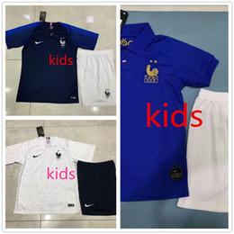 2019 superestrellas de futbol Kids PSG superstars Soccer Jersey Jersey retro uniforme de fútbol para niños Barcelone Barcellona barcelona kids barcelona jersey FC Barcelona superestrellas de futbol baratos