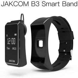 Relógio inteligente azul on-line-JAKCOM B3 Relógio Inteligente Venda Quente em Dispositivos Inteligentes como telefones celulares azuis poron izle