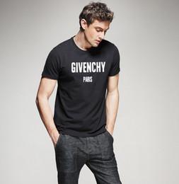 Abbigliamento cromato online-2019 New Fashion Chrome manica corta Luxurys t-shirt di marca Uomini stampa t shirt bv O-Collo designer camicie top uomo abbigliamento Tee Prad