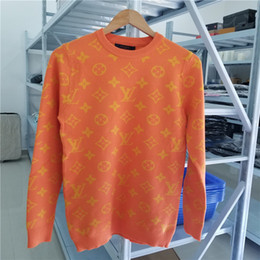 suéter de coelho angorá Desconto 2019 Chegada Nova Marca Moda Casual Mulheres Homens Sweater Hot Venda de Alta Qualidade frete grátis Outono Inverno Mulheres Homens Sweater B103917Y