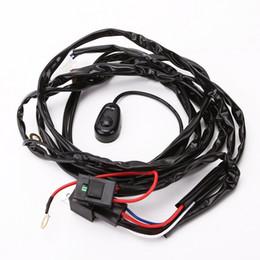 2m bar licht online-Einzelsteuerung 1 max. 180 W LED-Lichtleiterkabelbaum mit DT-Stecker AWG16 Kupferkabel 12V 2M