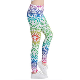 2ba3fabce7a6d Vertvie Floral Printed Female Trouser Girls Sport Suits Sexy Women Yoga  Pants Running Sports Leggings Jogging Compression Tights #323847