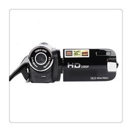 Argentina Videocámara digital de alta definición de 16MP Grabadora de cámara 1080P 2.7 pulgadas Pantalla TFT LCD Zoom 16X Enchufe de EE. UU. Suministro